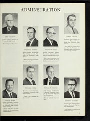 Page 13, 1968 Edition, Weymouth High School - Reflector Yearbook (Weymouth, MA) online yearbook collection