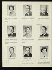 Page 16, 1968 Edition, Weymouth High School - Reflector Yearbook (Weymouth, MA) online yearbook collection