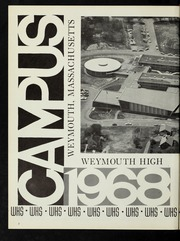 Page 6, 1968 Edition, Weymouth High School - Reflector Yearbook (Weymouth, MA) online yearbook collection