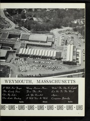 Page 7, 1968 Edition, Weymouth High School - Reflector Yearbook (Weymouth, MA) online yearbook collection