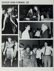 Page 10, 1986 Edition, Weymouth High School - Reflector Yearbook (Weymouth, MA) online yearbook collection