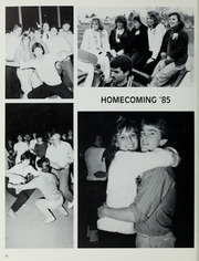 Page 14, 1986 Edition, Weymouth High School - Reflector Yearbook (Weymouth, MA) online yearbook collection