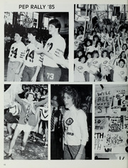 Page 16, 1986 Edition, Weymouth High School - Reflector Yearbook (Weymouth, MA) online yearbook collection
