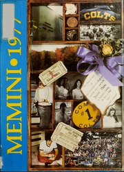 1977 Edition, Chicopee High School - Memini Yearbook (Chicopee, MA)