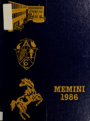 1986 Edition, Chicopee High School - Memini Yearbook (Chicopee, MA)