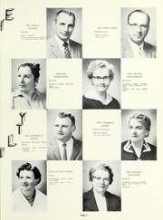 Page 11, 1960 Edition, Whitman Hanson Regional High School - Retrospect Yearbook (Whitman, MA) online yearbook collection