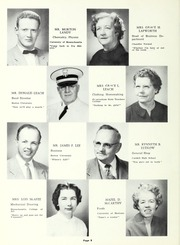 Page 12, 1960 Edition, Whitman Hanson Regional High School - Retrospect Yearbook (Whitman, MA) online yearbook collection