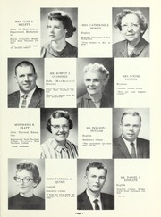Page 13, 1960 Edition, Whitman Hanson Regional High School - Retrospect Yearbook (Whitman, MA) online yearbook collection