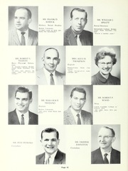 Page 14, 1960 Edition, Whitman Hanson Regional High School - Retrospect Yearbook (Whitman, MA) online yearbook collection