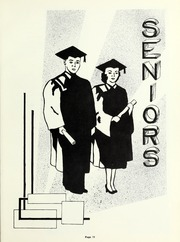 Page 15, 1960 Edition, Whitman Hanson Regional High School - Retrospect Yearbook (Whitman, MA) online yearbook collection