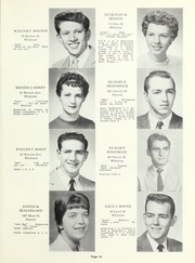 Page 17, 1960 Edition, Whitman Hanson Regional High School - Retrospect Yearbook (Whitman, MA) online yearbook collection