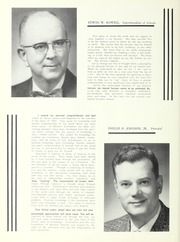 Page 8, 1960 Edition, Whitman Hanson Regional High School - Retrospect Yearbook (Whitman, MA) online yearbook collection