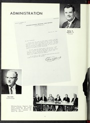 Page 12, 1961 Edition, Whitman Hanson Regional High School - Retrospect Yearbook (Whitman, MA) online yearbook collection