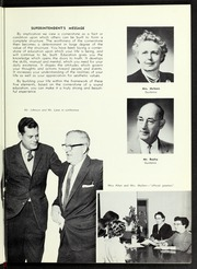 Page 13, 1961 Edition, Whitman Hanson Regional High School - Retrospect Yearbook (Whitman, MA) online yearbook collection