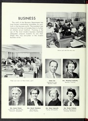 Page 14, 1961 Edition, Whitman Hanson Regional High School - Retrospect Yearbook (Whitman, MA) online yearbook collection
