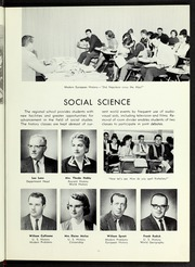 Page 15, 1961 Edition, Whitman Hanson Regional High School - Retrospect Yearbook (Whitman, MA) online yearbook collection