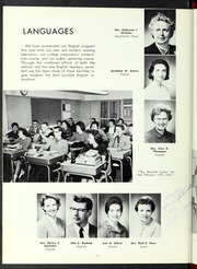 Page 16, 1961 Edition, Whitman Hanson Regional High School - Retrospect Yearbook (Whitman, MA) online yearbook collection