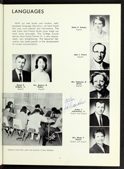 Page 17, 1961 Edition, Whitman Hanson Regional High School - Retrospect Yearbook (Whitman, MA) online yearbook collection