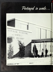 Page 6, 1961 Edition, Whitman Hanson Regional High School - Retrospect Yearbook (Whitman, MA) online yearbook collection