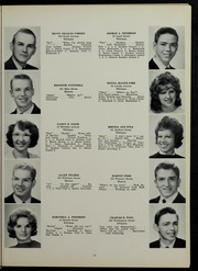 Page 25, 1963 Edition, Whitman Hanson Regional High School - Retrospect Yearbook (Whitman, MA) online yearbook collection