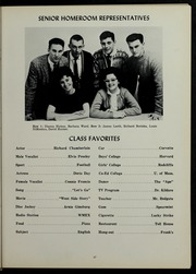 Page 31, 1963 Edition, Whitman Hanson Regional High School - Retrospect Yearbook (Whitman, MA) online yearbook collection