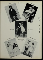 Page 33, 1963 Edition, Whitman Hanson Regional High School - Retrospect Yearbook (Whitman, MA) online yearbook collection