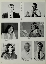 Page 14, 1972 Edition, Whitman Hanson Regional High School - Retrospect Yearbook (Whitman, MA) online yearbook collection