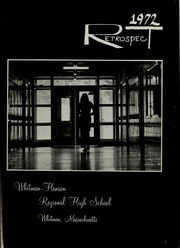 Page 5, 1972 Edition, Whitman Hanson Regional High School - Retrospect Yearbook (Whitman, MA) online yearbook collection
