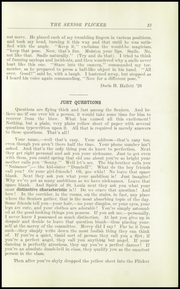 Page 15, 1928 Edition, Gloucester High School - Flicker Yearbook (Gloucester, MA) online yearbook collection