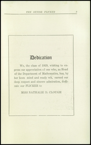 Page 11, 1929 Edition, Gloucester High School - Flicker Yearbook (Gloucester, MA) online yearbook collection