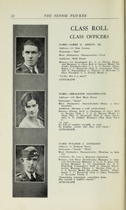 Page 14, 1930 Edition, Gloucester High School - Flicker Yearbook (Gloucester, MA) online yearbook collection