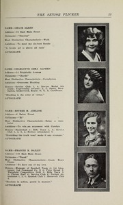 Page 15, 1930 Edition, Gloucester High School - Flicker Yearbook (Gloucester, MA) online yearbook collection