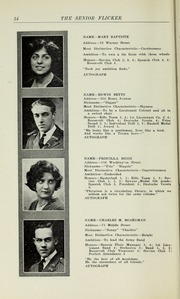 Page 16, 1930 Edition, Gloucester High School - Flicker Yearbook (Gloucester, MA) online yearbook collection