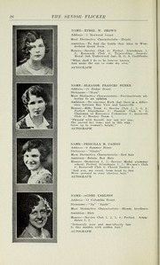 Page 18, 1930 Edition, Gloucester High School - Flicker Yearbook (Gloucester, MA) online yearbook collection