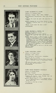 Page 20, 1930 Edition, Gloucester High School - Flicker Yearbook (Gloucester, MA) online yearbook collection