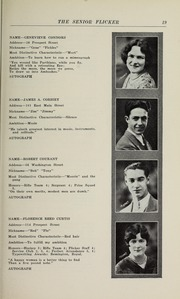 Page 21, 1930 Edition, Gloucester High School - Flicker Yearbook (Gloucester, MA) online yearbook collection
