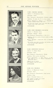 Page 24, 1930 Edition, Gloucester High School - Flicker Yearbook (Gloucester, MA) online yearbook collection