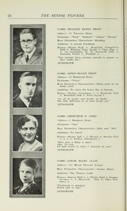 Page 26, 1930 Edition, Gloucester High School - Flicker Yearbook (Gloucester, MA) online yearbook collection