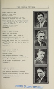 Page 27, 1930 Edition, Gloucester High School - Flicker Yearbook (Gloucester, MA) online yearbook collection