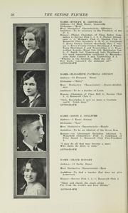 Page 28, 1930 Edition, Gloucester High School - Flicker Yearbook (Gloucester, MA) online yearbook collection