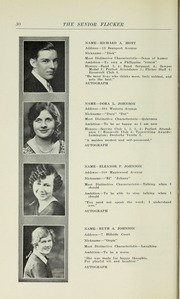 Page 32, 1930 Edition, Gloucester High School - Flicker Yearbook (Gloucester, MA) online yearbook collection