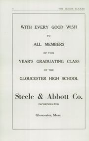 Page 8, 1932 Edition, Gloucester High School - Flicker Yearbook (Gloucester, MA) online yearbook collection