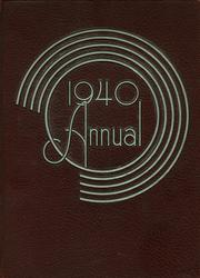 1940 Edition, Watertown High School - Annual Yearbook (Watertown, MA)