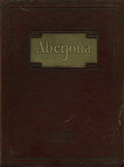 Page 1, 1931 Edition, Winchester High School - Aberjona Yearbook (Winchester, MA) online yearbook collection