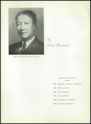 Page 12, 1943 Edition, Winchester High School - Aberjona Yearbook (Winchester, MA) online yearbook collection