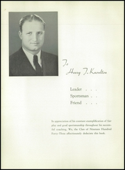 Page 8, 1943 Edition, Winchester High School - Aberjona Yearbook (Winchester, MA) online yearbook collection