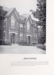 Page 11, 1953 Edition, Saugus High School - Tontoquonian Yearbook (Saugus, MA) online yearbook collection