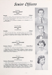 Page 17, 1953 Edition, Saugus High School - Tontoquonian Yearbook (Saugus, MA) online yearbook collection