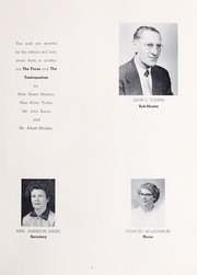 Page 7, 1953 Edition, Saugus High School - Tontoquonian Yearbook (Saugus, MA) online yearbook collection