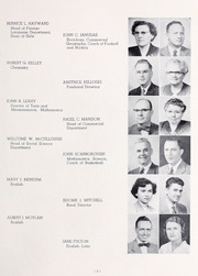 Page 9, 1953 Edition, Saugus High School - Tontoquonian Yearbook (Saugus, MA) online yearbook collection